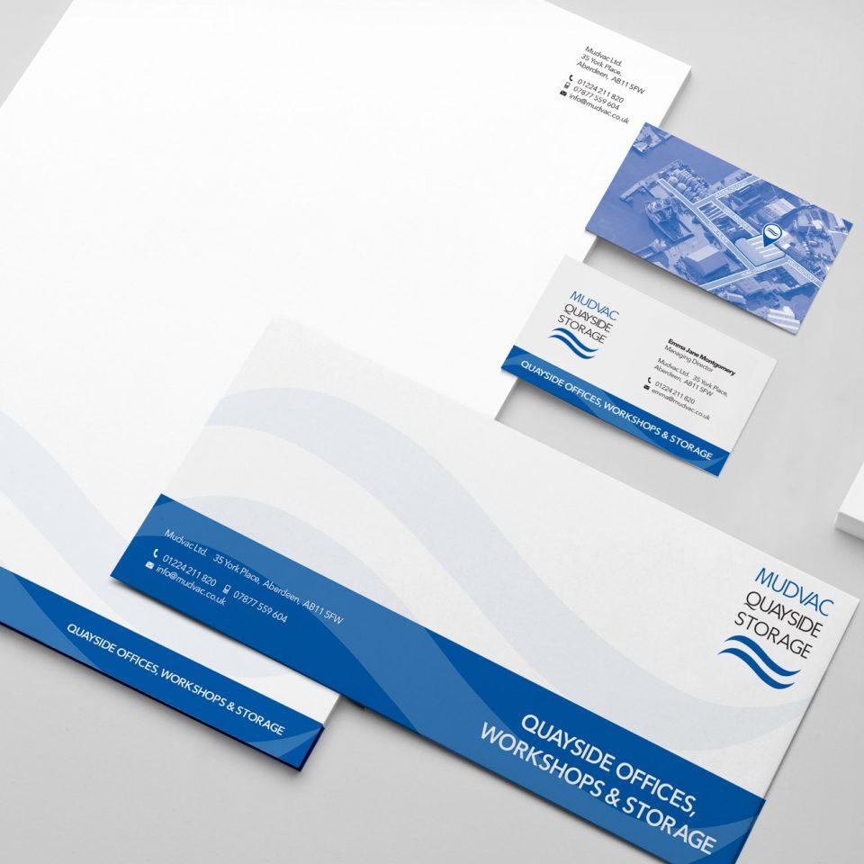 graphic design branding aberdeenshire
