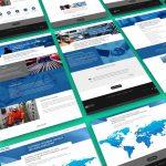eos web design screens