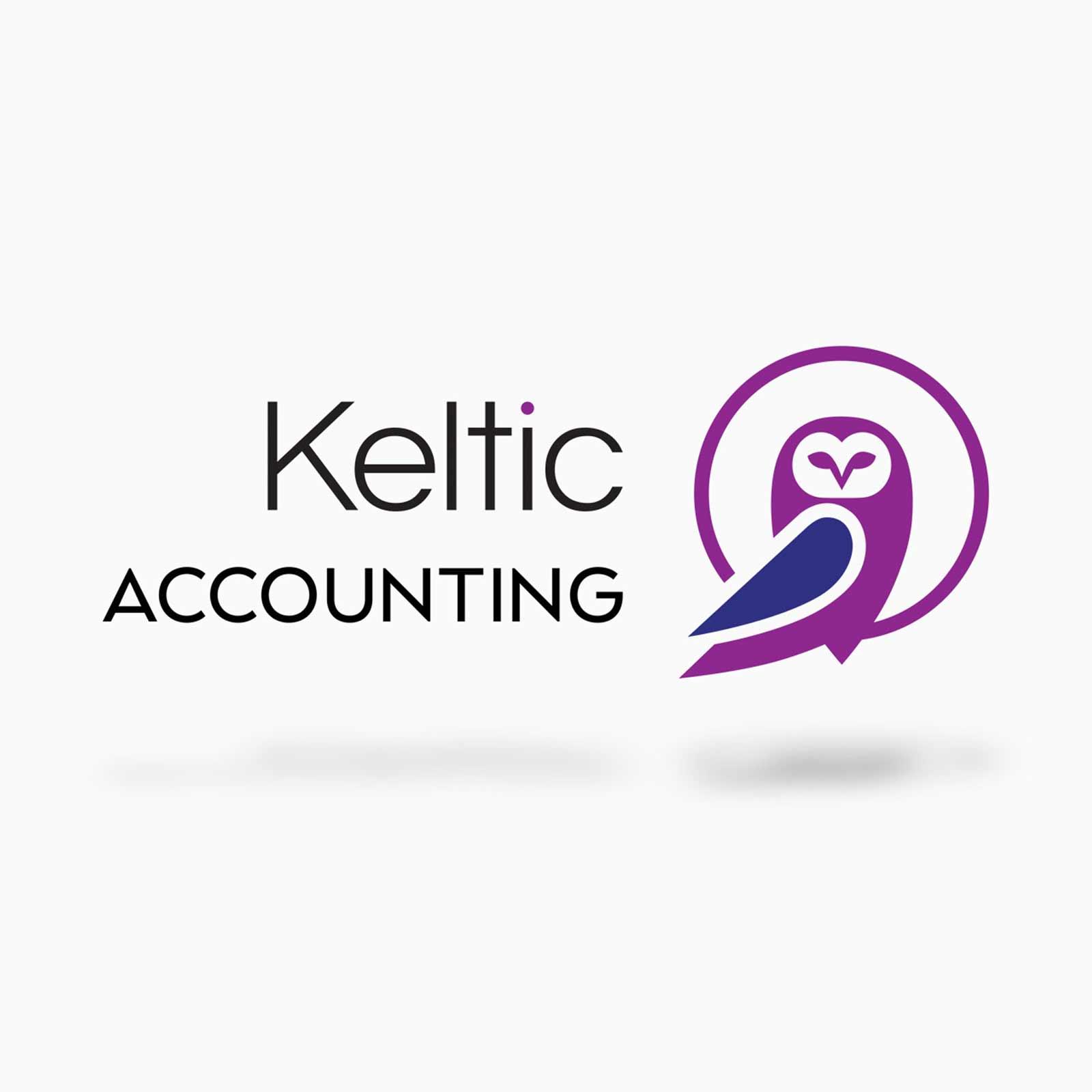 Web design consultancy branding keltic accounting for Design consultancy