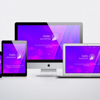 keltic website design