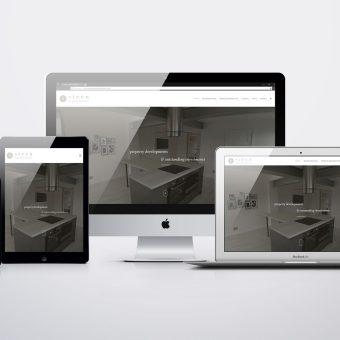 steen property development website design aberdeen